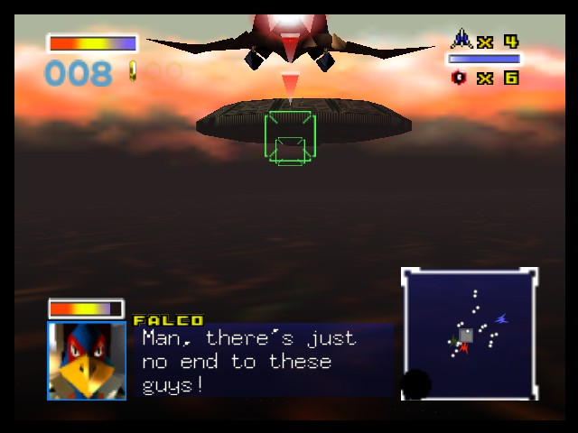 Star Fox 64 - I hope this isn